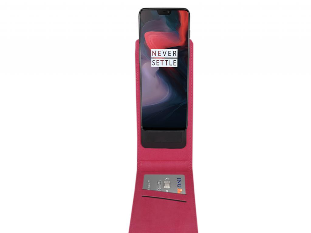 Afbeelding van Smart magnet Flip case hoesje passend voor