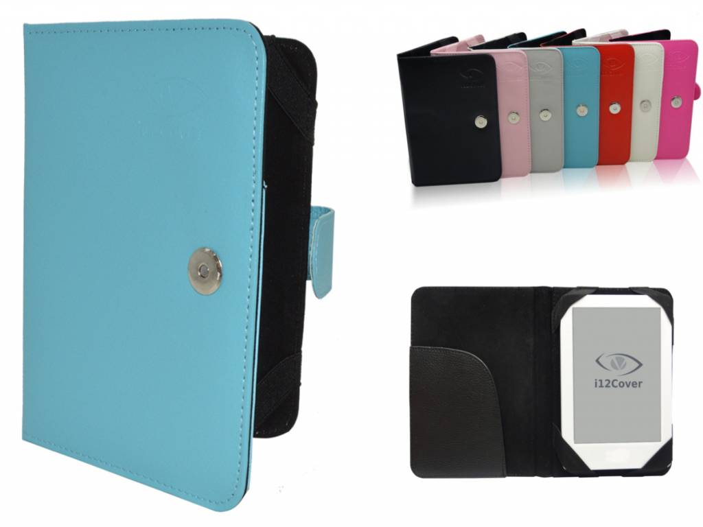 Yarvik Tab07 200 xenta Book Cover | e-Reader bescherm hoes